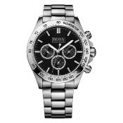 Hugo Boss Mens' Ikon Chronograph Watch 1512965