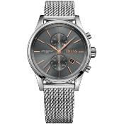 Hugo Boss Mens' Jet Chronograph Watch 1513440