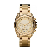 Michael Kors Ladies' Blair Chronograph Watch MK5166