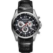Roamer Rockshell Mark III Gents Chronograph Black Watch  220837415502