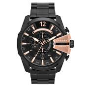 Diesel Men's Mega Chief Chronograph Watch DZ4309